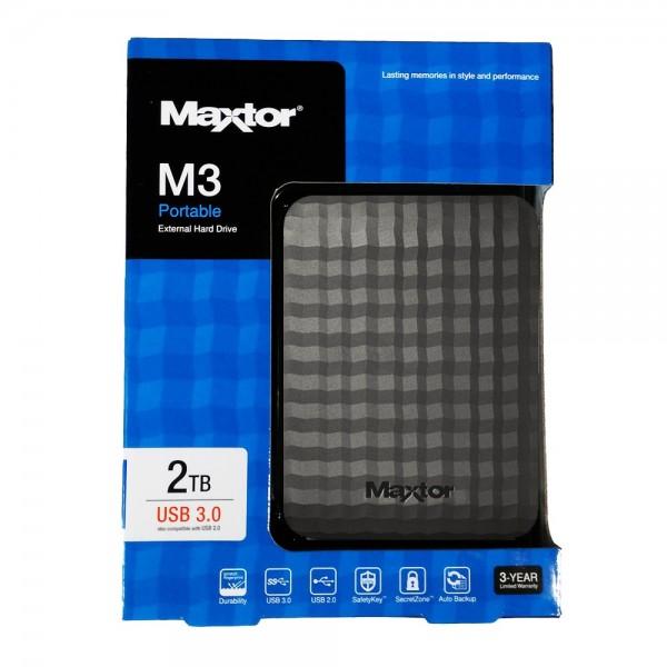 eksterni hard disk maxtor 2tb