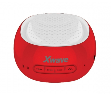xwave b cool red-white