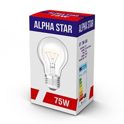 sijalica alpha star E27 75w